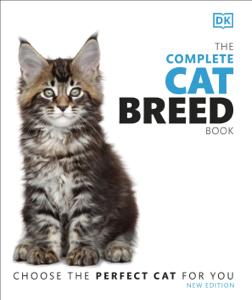 The Complete Cat Breed Book Boekomslag