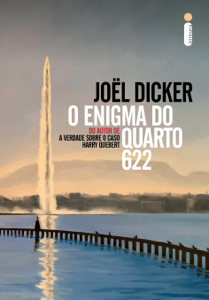 O Enigma do Quarto 622 Book Cover