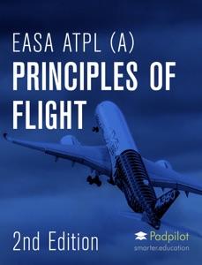 EASA ATPL Principles of Flight 2020 Book Cover