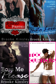 Romance Books For Adults: 4 Steamy Romance Stories - Brooke Kinsley book summary