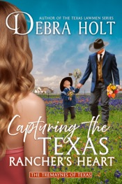 Download Capturing the Texas Rancher's Heart