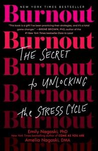 Burnout Book Cover