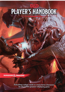 Dungeons & Dragons: (Player's Handbook) Book Cover