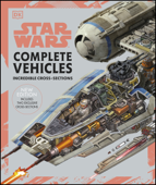 Star Wars Complete Vehicles New Edition Book Cover