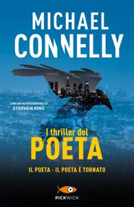 I thriller del poeta Copertina del libro