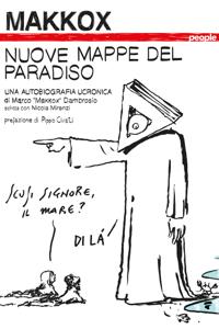 Nuove mappe del paradiso Copertina del libro