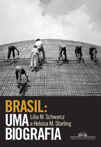Brasil: uma biografia Book Cover