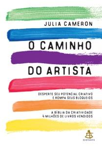 O caminho do artista Book Cover