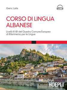 Corso di lingua albanese Copertina del libro