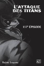 L'Attaque des Titans Chapitre 137