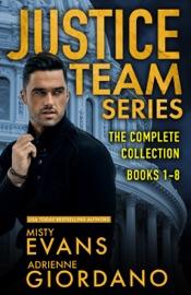 Justice Team Romantic Suspense Series Box Set (Vol. 1-8)