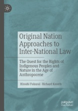 Original Nation Approaches To Inter-National Law