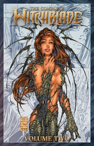 The Complete Witchblade Vol. 2 Book Cover