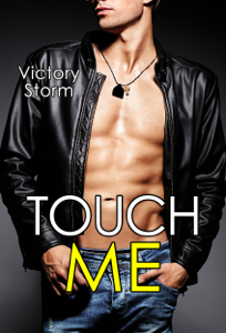 Touch Me Libro Cover
