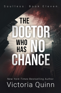 The Doctor Who Has No Chance Book Cover