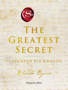 The Greatest Secret Copertina del libro