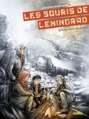 Les souris de Leningrad  - tome 2 - La ville des morts