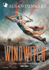 Windwitch Libro Cover