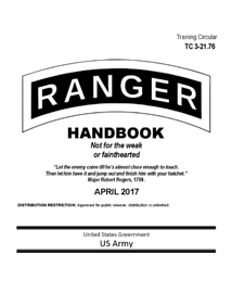 Training Circular TC 3-21.76 Ranger Handbook April 2017