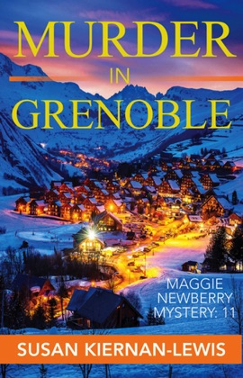 Murder in Grenoble book cover