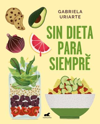 Gabriela Uriarte - Sin dieta para siempre book