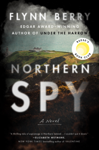 Northern Spy Book Cover