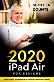 iPad Air (2020 Model) For Seniors