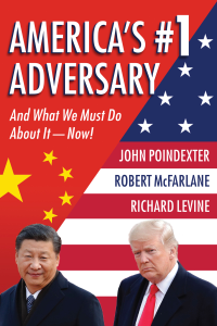 America's #1 Adversary Book Cover