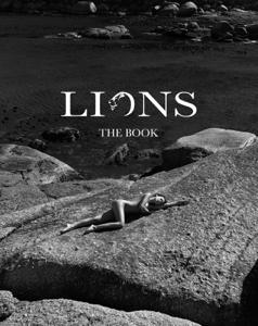 LIONS - The Book Boekomslag
