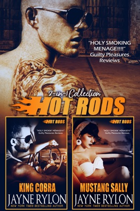 Hot Rods 2-in-1 Collection book cover