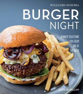 Williams-Sonoma Burger Night Book Cover