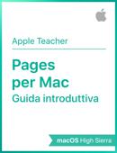 Guida introduttiva a Pages per macOS High Sierra