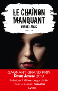 Le chaînon manquant - Gagnant Prix Femme Actuelle 2018 Book Cover
