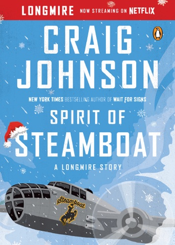 Craig Johnson - Spirit of Steamboat