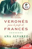 Un escritor veronés para la profe de francés (Adonis tours 1) Book Cover