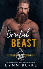 Brutal Beast:  A Steamy MC Romantic Suspense