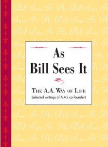 As Bill Sees It Book Cover