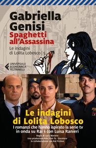 Spaghetti all'Assassina Copertina del libro