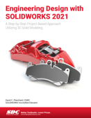 Engineering Design with SOLIDWORKS 2021 Book Cover