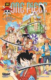 One Piece - Édition originale - Tome 96