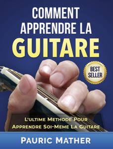 Comment Apprendre La Guitare Couverture de livre