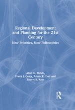 Regional Development And Planning For The 21st Century
