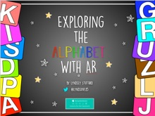 Exploring The Alphabet With AR
