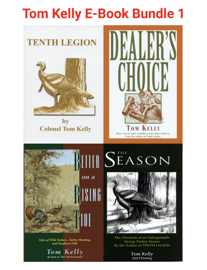 Tom Kelly E-Book Bundle 1