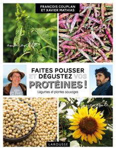 Faites pousser et dégustez vos protéines ! La couverture du livre martien