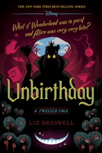 Unbirthday Book Cover