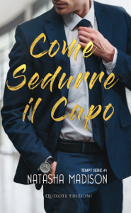 Come sedurre il capo Copertina del libro