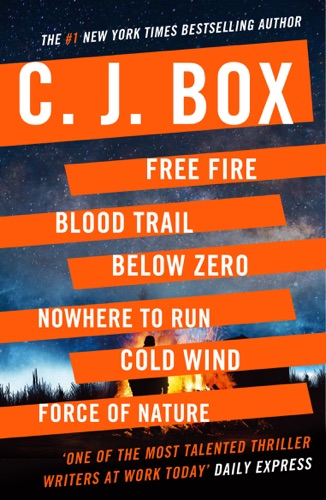C. J. Box - Joe Pickett Series Bundle (Book 7-12)