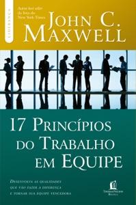 17 princípios do trabalho em equipe Book Cover