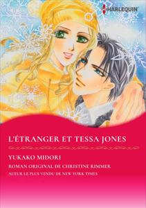 L'etranger Et Tessa Jones Couverture de livre